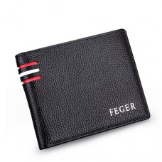 Мужской бумажник Feger p23