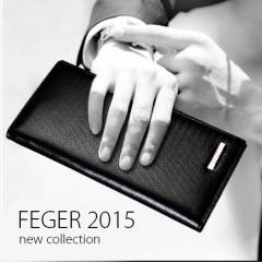 Мужское портмоне Feger p03
